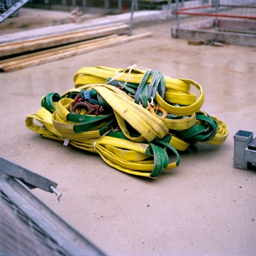commande SFR - chantier de La Plaine Saint Denis 3ème prise de vue - JANVIER 2013